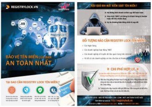 Theo THANH NIÊN - Đã có dịch vụ bảo vệ tên miền .vn