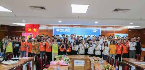 P.A VIỆT NAM TÀI TRỢ CUỘC THI PACKET TRACER COMPETITION 2019