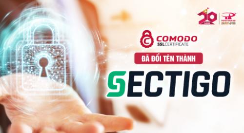 Nhà phát hành chứng chỉ số SSL Comodo CA đổi tên thành Sectigo