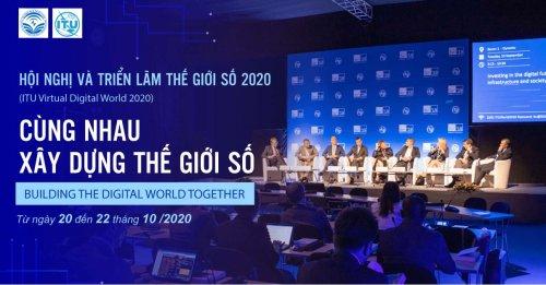 P.A Việt Nam tham dự Triển lãm Thế Giới Số 2020