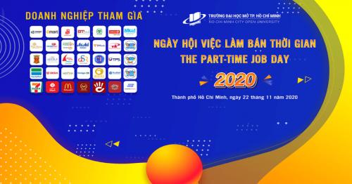 P.A Việt Nam tham dự The Part-time Job Day 2020