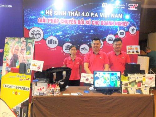 P.A Việt Nam nhận được nhiều sự quan tâm từ Internet Day 2020