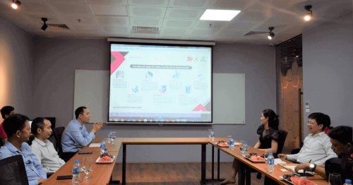Giới thiệu giải pháp chuyển đổi số doanh nghiệp đến HanoiBA