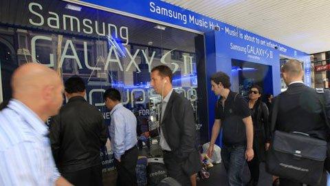 Samsung Galaxy Tab chính thức bị Úc cấm bán