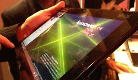 Lenovo thách thức tablet Microsoft Surface