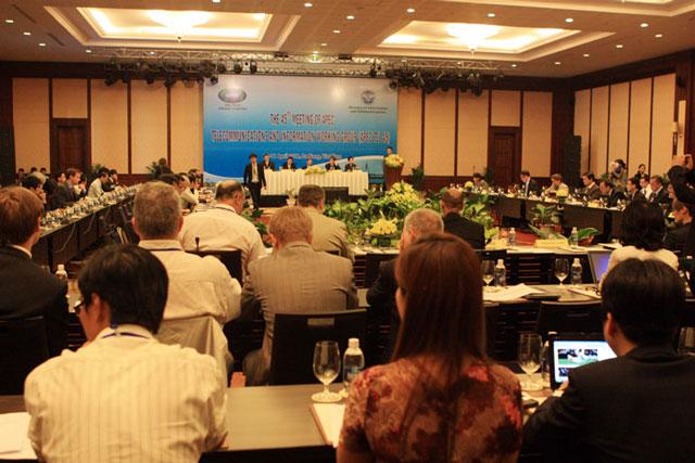 Khai mạc Hội nghị Nhóm công tác viễn thông APEC