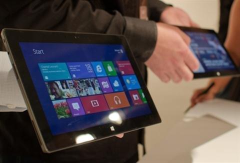 'Bom tấn' Microsoft Surface chưa ra mắt đã gặp sự cố