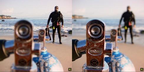 Công nghệ chấn động: chụp ảnh trước, lấy nét sau